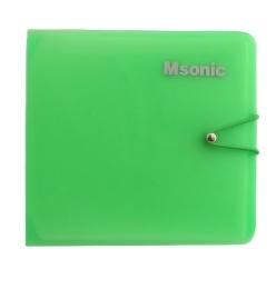 Puzdro na 12 CD, Msonic file compact