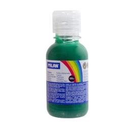Farba temperová 125ml tmavo zelená