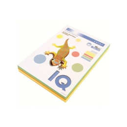 Kopírovací papier A4 IQ 160g color pastelové farby
