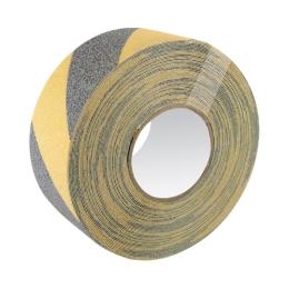 Protišmyková páska Anti-Slip Tape 50 mm x 10 m, čierno/žltá