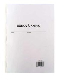 Bónová kniha A4 (4063)
