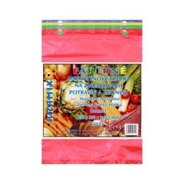 Vrecká mikroténové 25 x 35 cm 15 mic farebné 150 ks