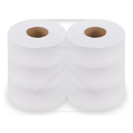 "Toaletný papier Jumbo, 2-vrstvý/ 26"", 6 ks/ bal"