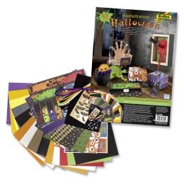 Darčekový kreatívny set Halloween - 43 ks