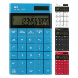 Kalkulačka M&G stolová MGC-11, 12-miestna mix farieb