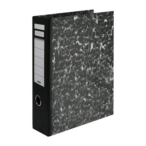 Poradač závesný Econom A4 80 mm, čierny