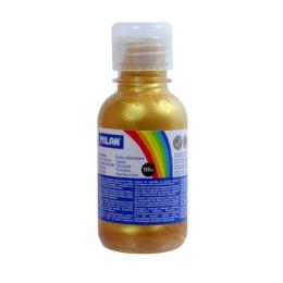 Bottle of 125ml gold poster colour