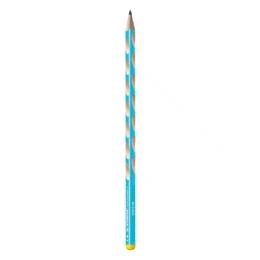 Ceruzka grafitová STABILO EASYgraph S pre ľavákov - svetlo modrá
