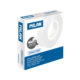 Double-sided tape MILAN 15mm x 10m