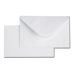 Obálky navštívenkové 78x122 mm (mini), 1 ks