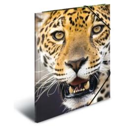 Doska s gumičkou PP A3 Leopard