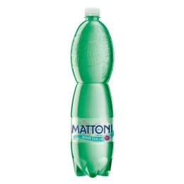 Minerálna voda Mattoni - jemne perlivá 1,5 l bal./6 ks