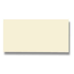Listov.karta CF - 106x213 mm, krémová 210g (25 ks)