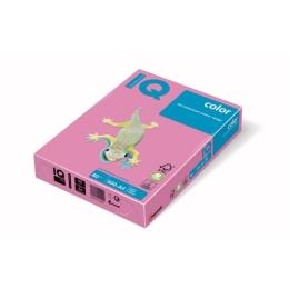 Kopírovací papier A4 IQ 80g color neónovo-ružový