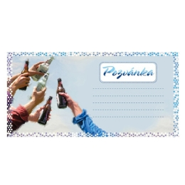 Pozvánka na párty H /2403-0001/ Boys- sada 10 ks