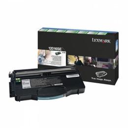 Toner Lexmark 12016SE, black