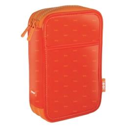 Peračník MILAN Look plný - 2 poschodový oranžový