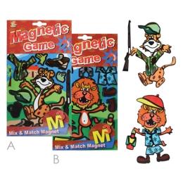 Magnetická hra - Tiger and Lion