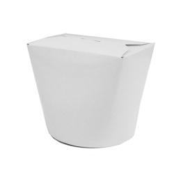 Food box biely 500 ml, 50ks