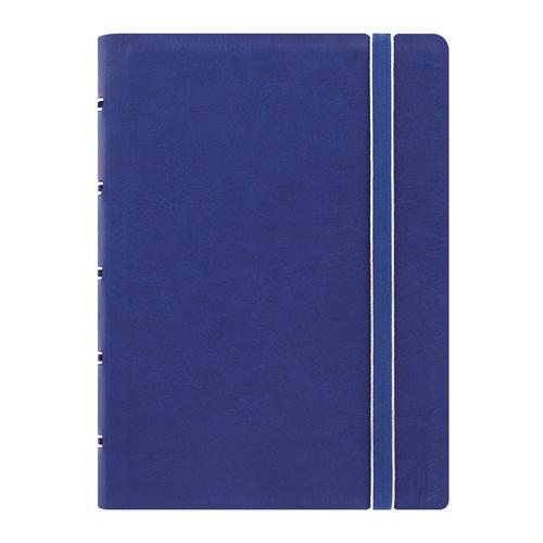 Poznámkový blok Filofax vreckový s organizérom, modrý
