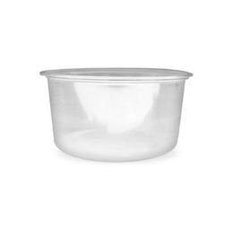 Miska dressingová  priehľadná 100 ml,  /50 ks/