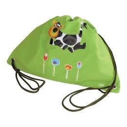 Vrecko MILAN cow s výbavou na výtvarnú výchovu