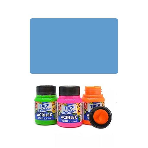 ACR Farba na textil 37ml, Caribbean Blue 560