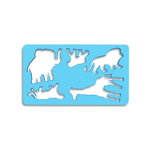 Šablóna zvieratko KOH-I-NOOR, 4 - Lev