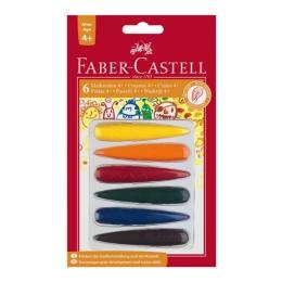 Pastelky Faber-Castell plastové do dlane