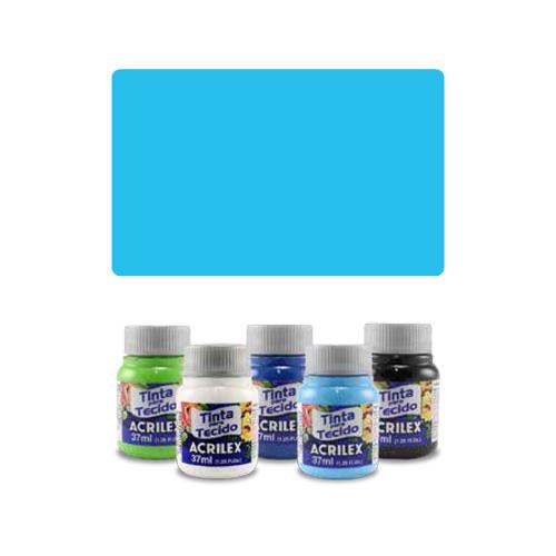 ACR Farba na textil 37ml, Sea Blue 535