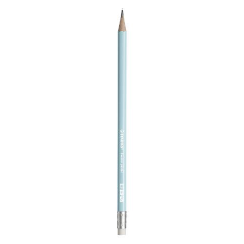 Ceruzka STABILO Swano Pastel modrá