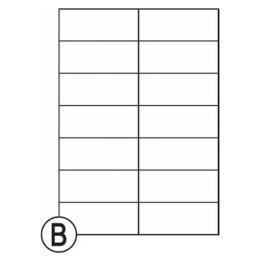 Etikety Soto label 105 x 42,6 mm (1014)