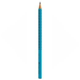 Ceruzka Faber-Castell Grip 2001 B tyrkysová