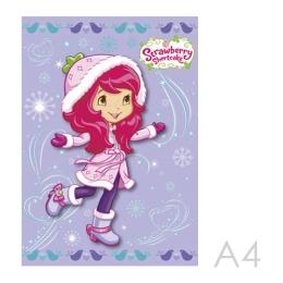Omaľovánka A4 Akim - Strawberry Shortcake