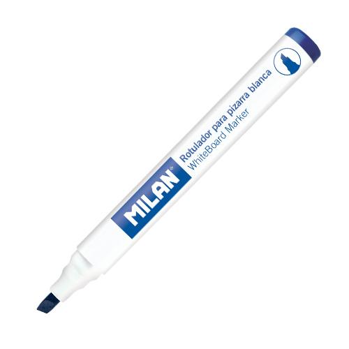Popisovač MILAN Whiteboard Marker 1-4 mm, modrý