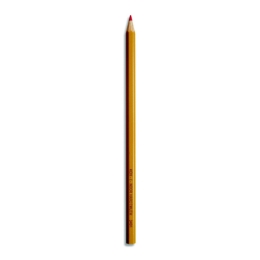 Ceruzka farebná KOH-I-NOOR červená, 1 ks