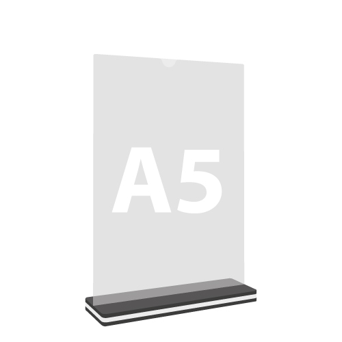 "Stojan na dokumenty ""T"", A5 148x210 mm"