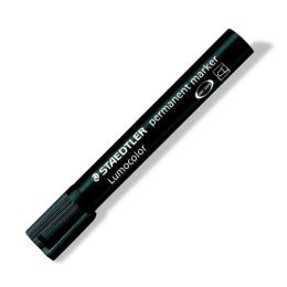 """Permanentný popisovač, 2 mm, kuželový hrot, STAEDTLER """"Lumocolor 352"""", čierny"""