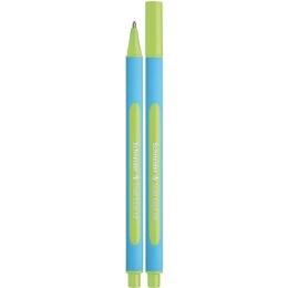 """Guľôčkové pero SCHNEIDER """"Slider Edge XB"""", 0,7 mm, s uzáverom, svetlozelené"""