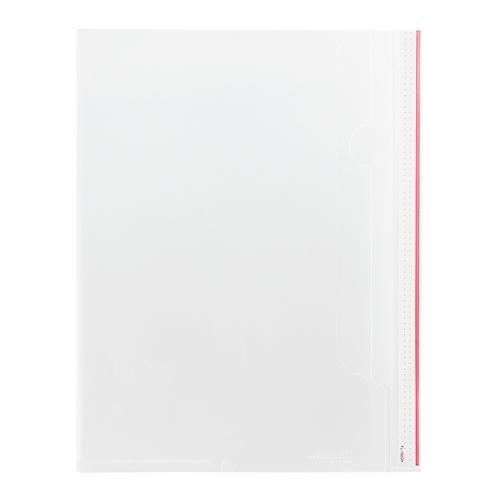 Obal na dokumenty 3 v 1 FL-102CH, ružový