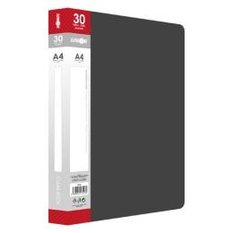 Katalógová kniha A4/30 listová, čierna