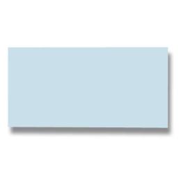 Listov.karta CF - 106x213 mm, sv. modrá 210g (25ks)