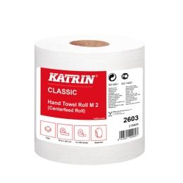 Priemyselné utierky Katrin  MAXI 2-vrst., 20x21cm, 6ks