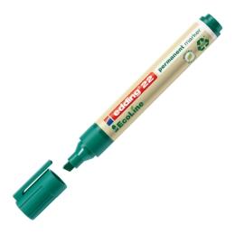 Permanentný popisovač Edding ecoline 22 zelený