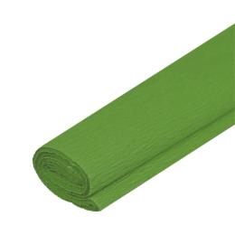 Krepový papier JUNIOR - olivový 25