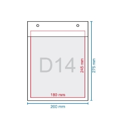 Obálka bublinková D14, 200 x 275 mm (180 x 265)