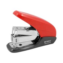 Zošívačka M&G ABS92750 (na 20 listov) červená