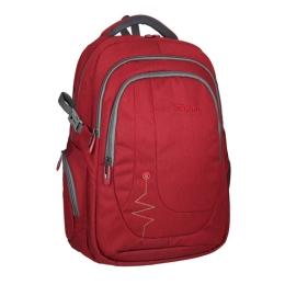 Študentský batoh VOYAGER, red