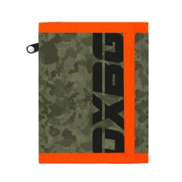 Peňaženka OXY Army/Orange