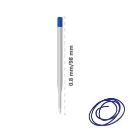 Náplň guľôčková KOH-I-NOOR 4442 - modrá